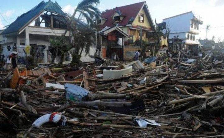 الفلبين: 25 قتيلا حصيلة إعصار عنيف