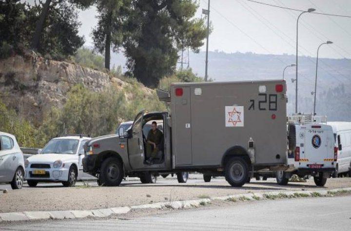 الاحتلال يغلق المدخل الجنوبي لمدينة بيت لحم