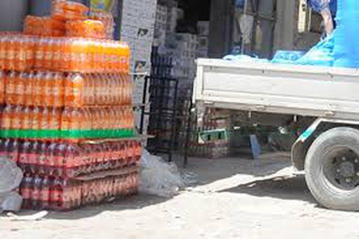 حظر عرض المياه والمشروبات بأنواعها في أشعة الشمس