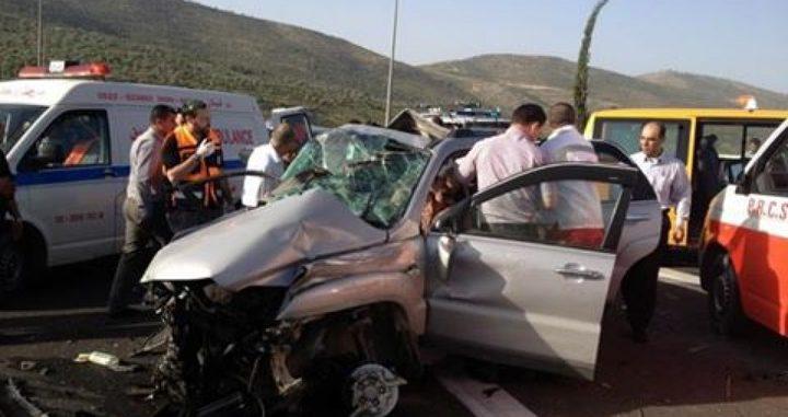 وفاة مواطن بحادث سير مروع
