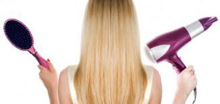 مجفف الشعر يسرّع شيخوخة الدماغ