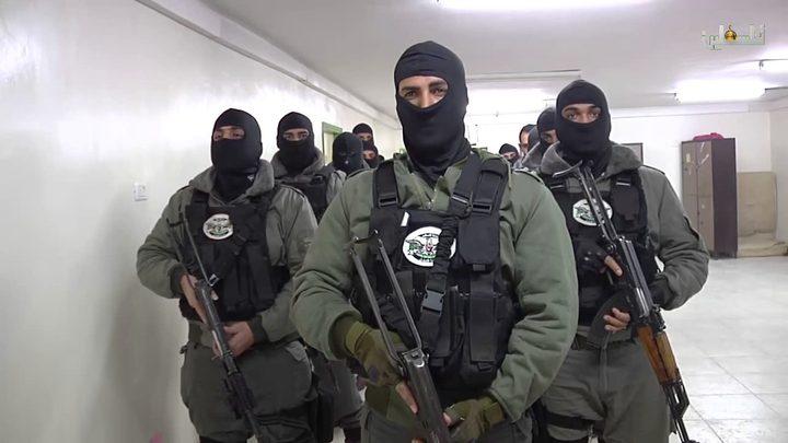 الوقائي يقبض على عصابة أشرار في محافظة قلقيلية