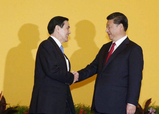 الصين تطلب من تايوان وقف جميع أنشطة التجسس