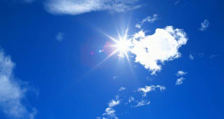 أحوال الطقس: ارتفاع طفيف على الحرارة