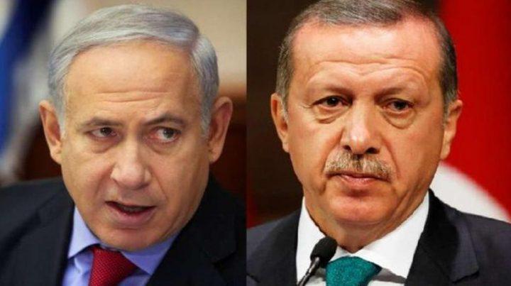اتصالات سرية بين إسرائيل وتركيا