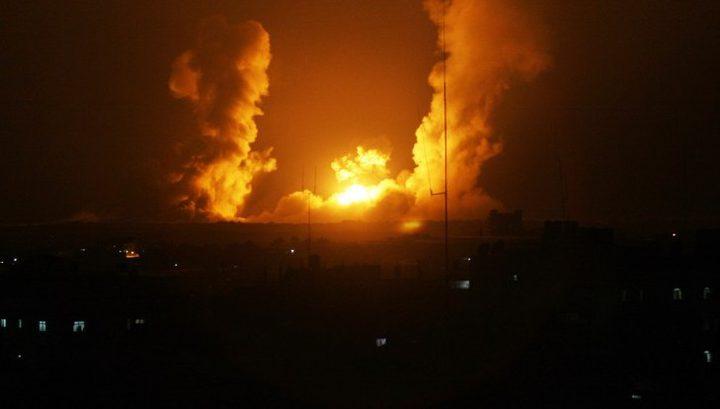 شهيدان في قصف للاحتلال شرق محافظة خانيونس