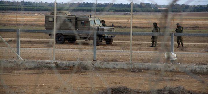 الاحتلال يطلق النار على المزارعين شرق خانيونس