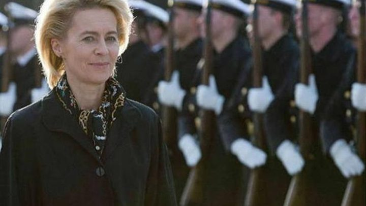 قرار ببقاء القوات الالمانية في العراق