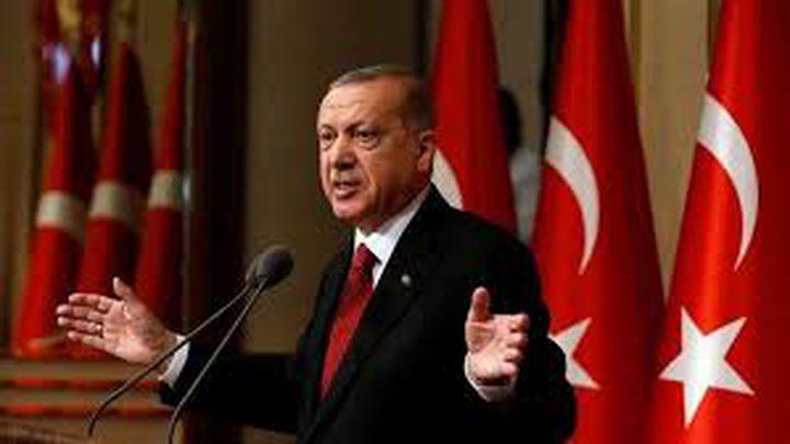 أردوغان: سنعزز حضورنا العسكري شمال قبرص