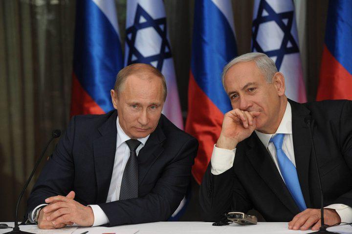 "تحرك روسي ""قوي"" إزاء إسرائيل"