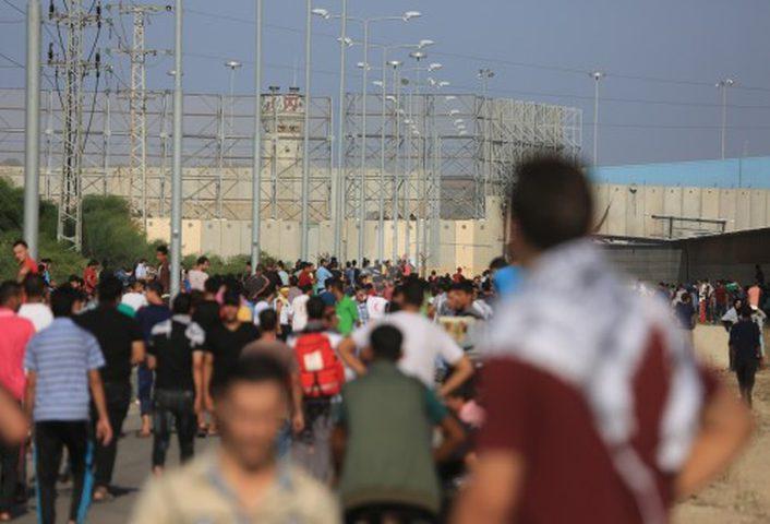 شهيدان وإصابة أكثر من 40 مواطنا شمال غزة