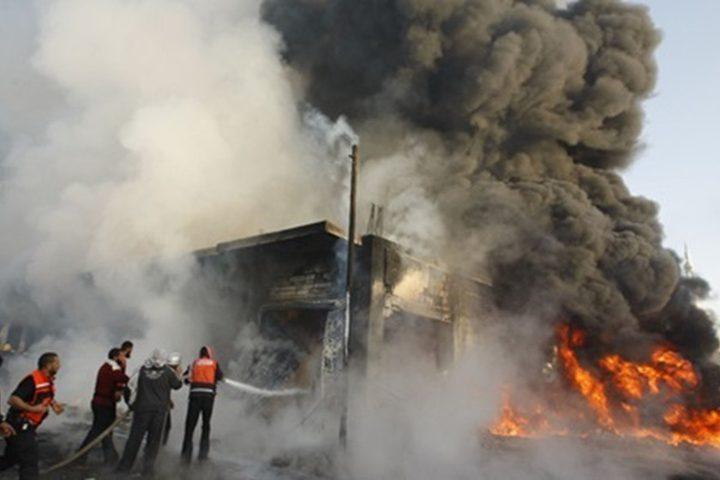 قتلى وجرحى بتفجير إرهابي على طريق بغداد - كركوك
