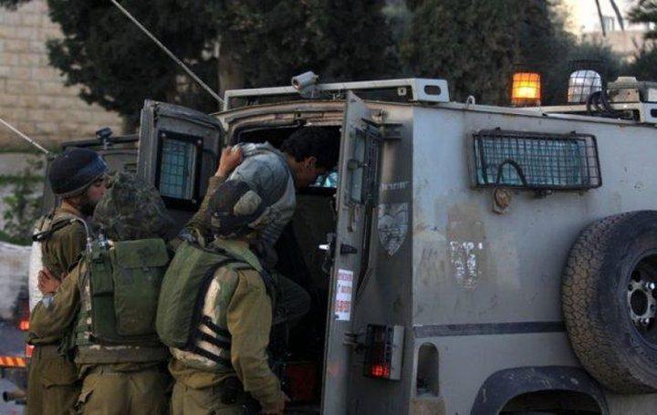 الاحتلال يعتقل الشاب عيد أبو طيور من رام الله