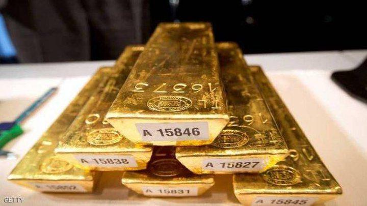 الذهب يرتفع مع انحسار الطلب على الدولار