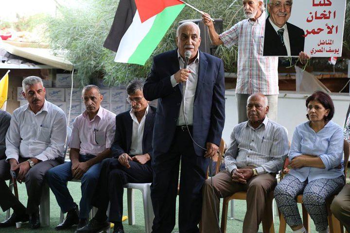 محافظ أريحا: سنوقف أي اعتداء على الأراضي الحكومية