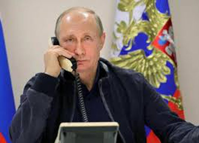 بوتين يخلي مسؤولية إسرائيل عن إسقاط الطائرة