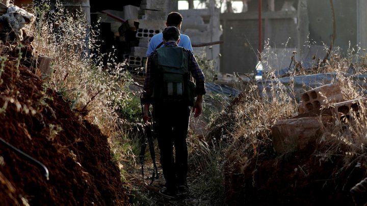 أدوية اسرائيلية في القنيطرة السورية