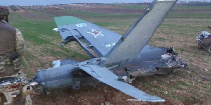 تحطم مقاتلة روسية شرقي موسكو