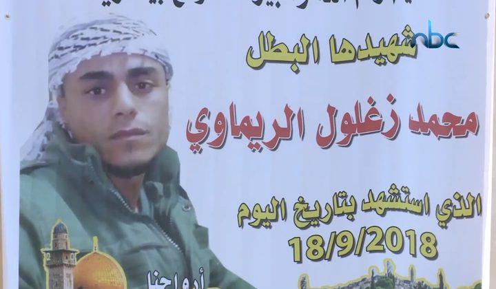 تفاصيل حول استشهاد محمد الريماوي (فيديو)