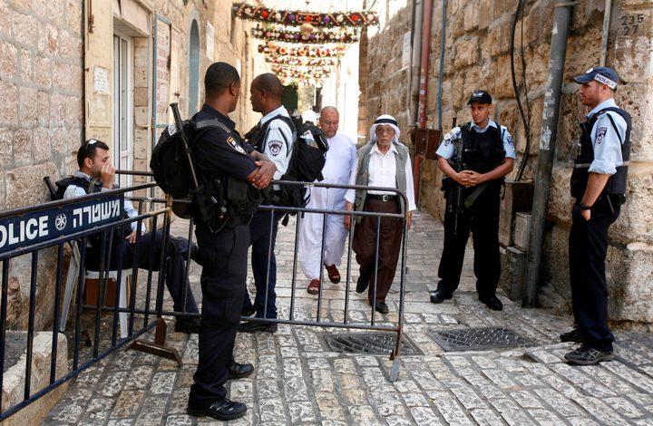 المفتي يحذر من خطورة ما يجرى في القدس