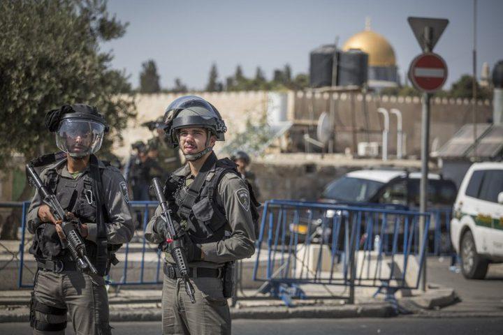 """سلطات الاحتلال تبعد الناشط """"فادي مطور"""" عن الأقصى"""