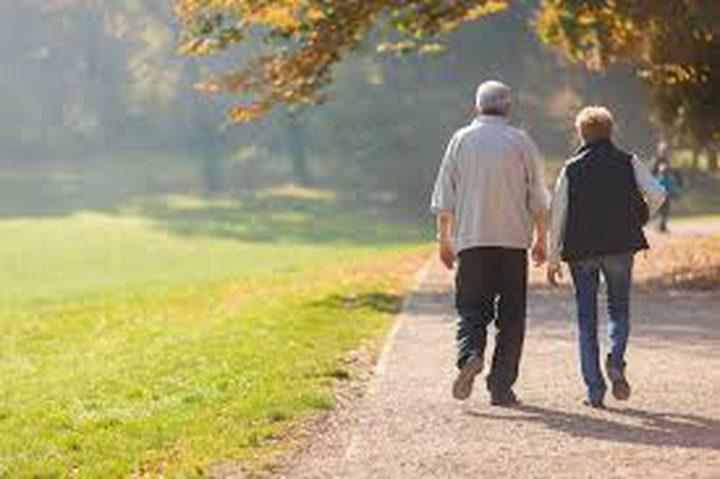 المشي يقلل من خطر تعرض المسنين للسكتة الدماغية