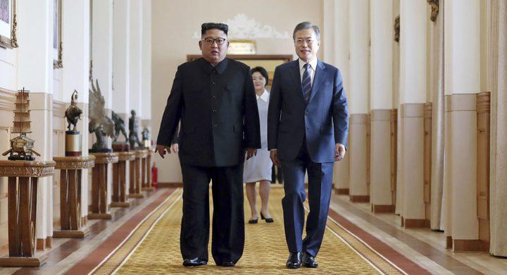 الصين تدعو لعدم تفويت فرصة إحلال السلام في كوريا
