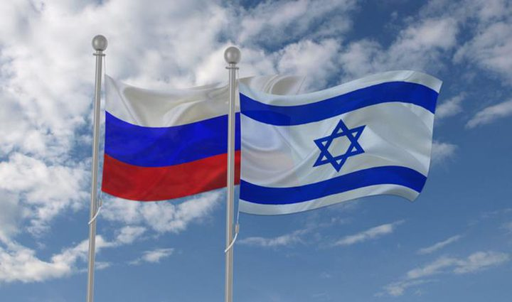 وفد الاحتلال يؤكد لروسيا أهمية التنسيق الجوي