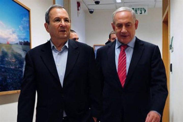 الليكود: تصريحات باراك ضد نتنياهو تحريض على القتل