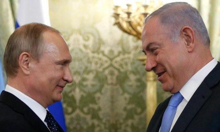 اتصالات إسرائيلية روسية متتابعة