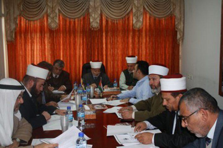 مجلس الإفتاء يحذر من عواقب استباحة المسجد الأقصى