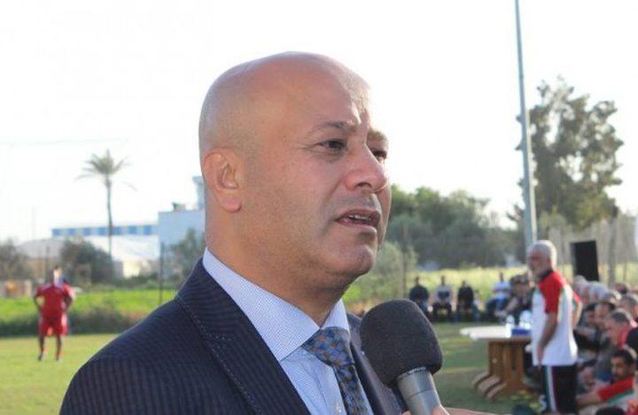 أبو هولي يدعو لاتخاذ موقف عملي من جرائم الاحتلال