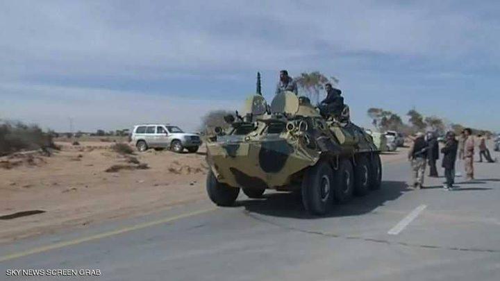 ليبيا.. مقتل 9 أشخاص في معارك قرب طرابلس