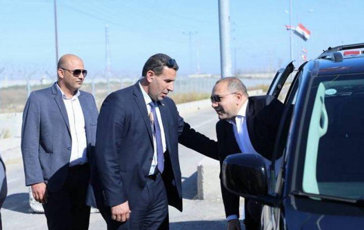 الوفد الأمني المصري يغادر غزة وحماس لازالت متشددة