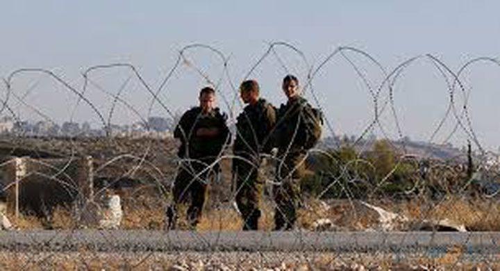 الإحتلال يزعم تفجير عبوة ناسفة قرب السياج