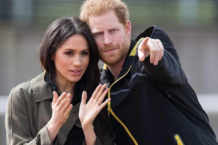 الأمير هاري يتعرض لموقف محرج وغريب في نفس الوقت