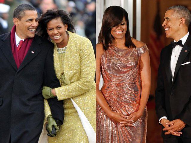 ميشيل أوباما تستغل شهرة زوجها لطرح كتاب جديد