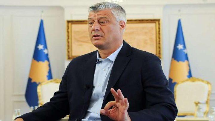كوسوفو تبدي استعدادا لفتح سفارة لها في القدس
