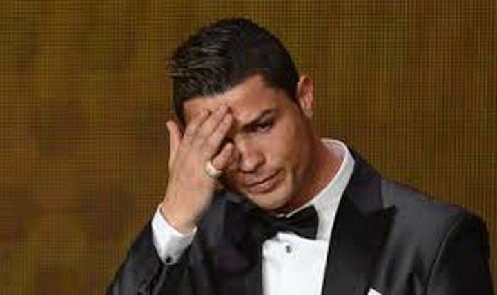 """تصريح """"مهين"""" من رئيس ريال مدريد بحق رونالدو"""