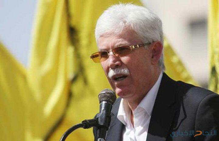 محيسن:حملة حماس بحق الرئيس نهج مارسته سابقا