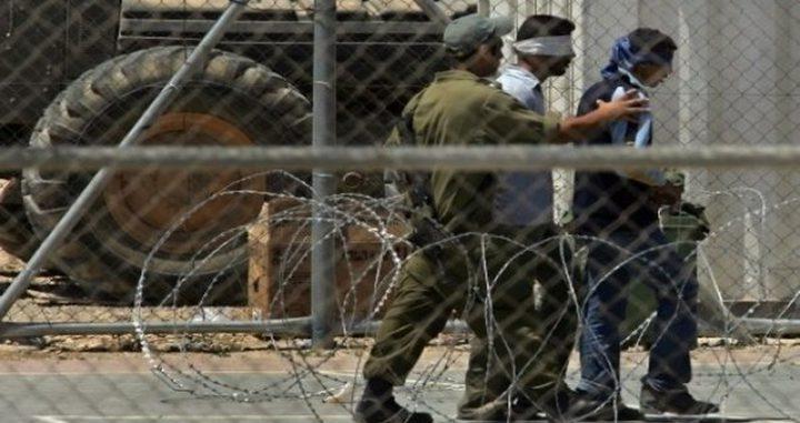 اعتقال شاب تسلل عبر السياج الفاصل جنوب قطاع غزة