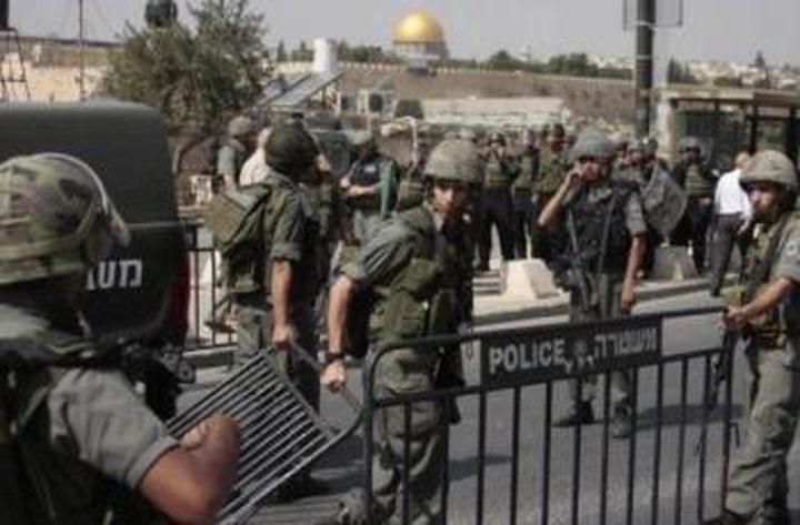 الاحتلال يُبعد مقدسيين عن الأقصى مدّة أسبوع