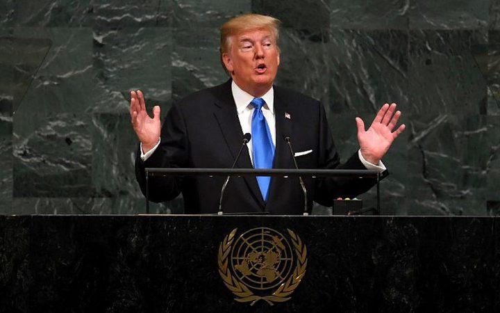 هل تعزل توجهات ترامب خطابه المرتقب؟