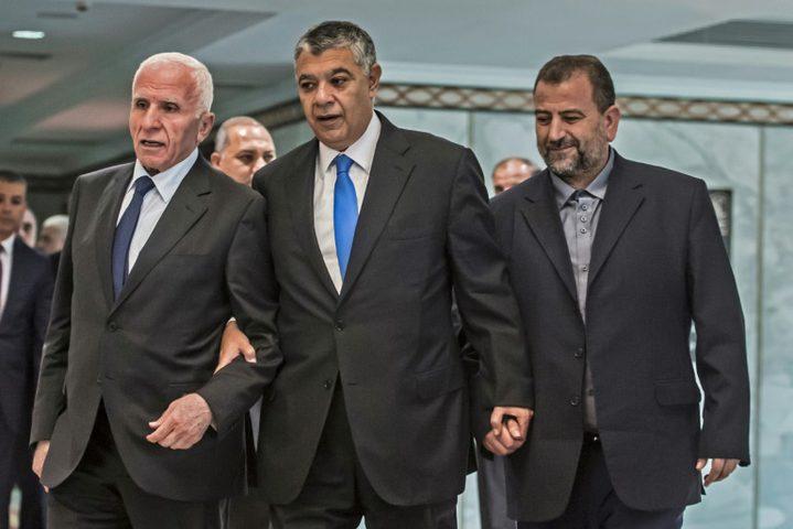 القيادة تنتظر رد المصريين لموقف حماس من المصالحة