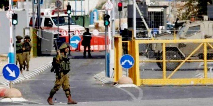 الاحتلال يفرض إغلاقا شاملا 8 أيام