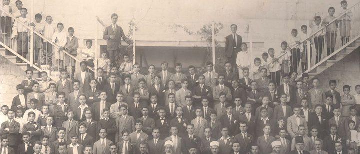 """مائة عام على تأسيس """"مدرسة النجاح"""""""