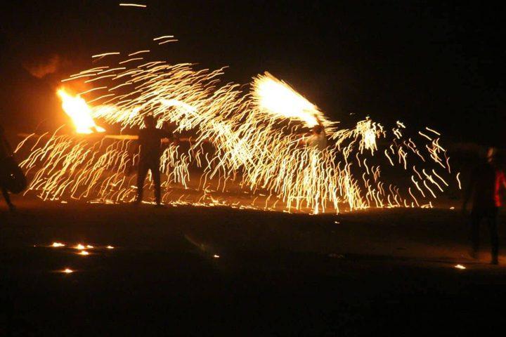 شهيد وعدد من الاصابات برصاص الاحتلال شرق غزة
