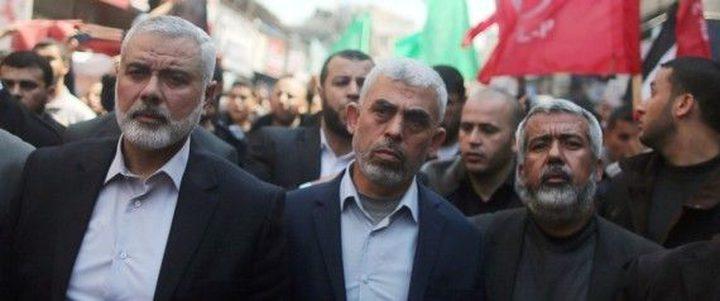 قرار حماس في الثلاّجة .. مهلة أخيرة اعطيت للحركة