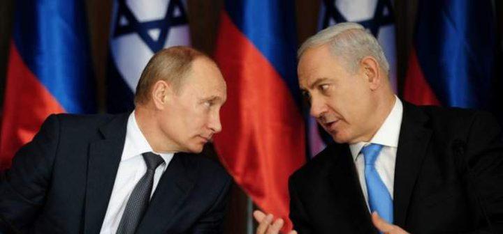"""""""تل أبيب"""" تخشى أن تقوم روسيا بـ """"قصّ جناحيها"""""""