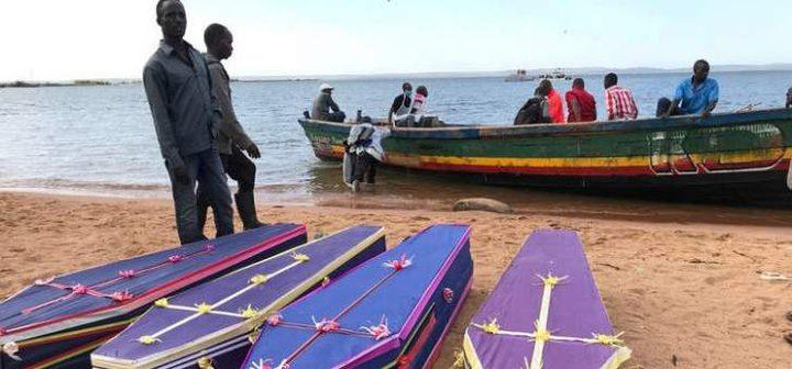 ارتفاع حصيلة ضحايا غرق العبارة في تنزانيا إلى 218